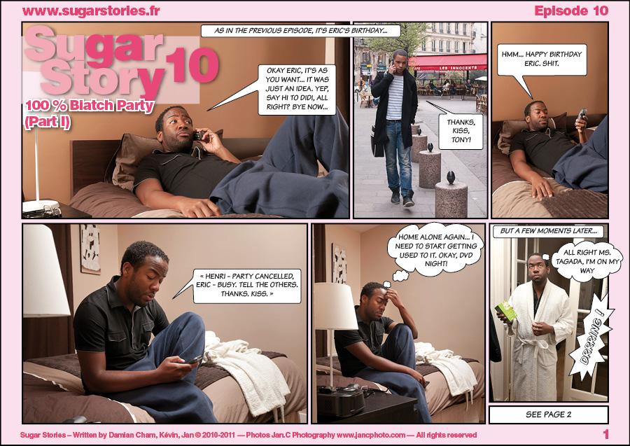 Sugar stories Episode 10 - Page 1