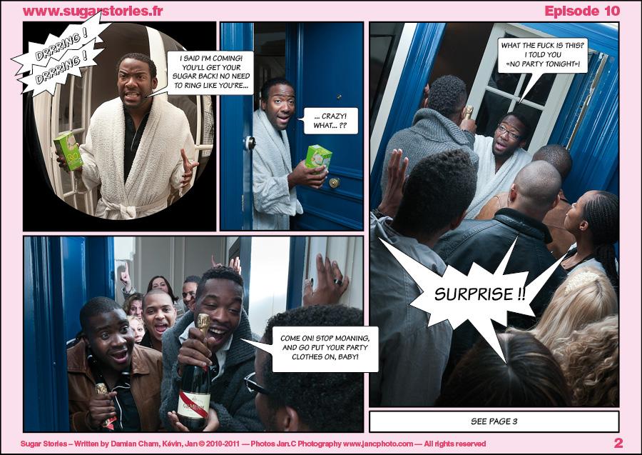 Sugar stories Episode 10 - Page 2