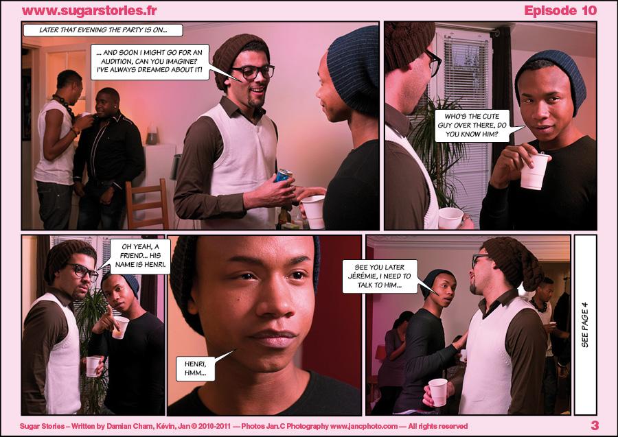 Sugar stories Episode 10 - Page 3