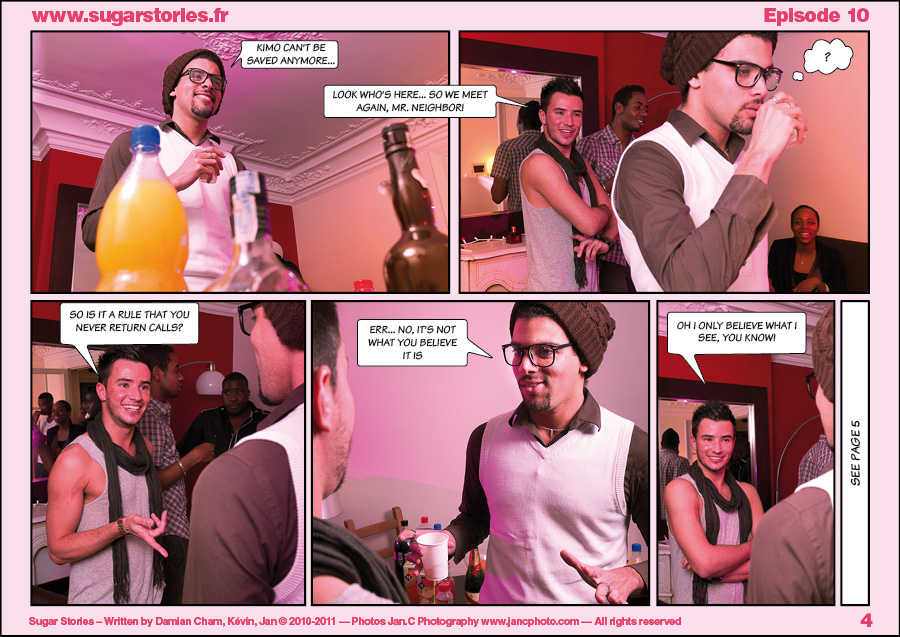 Sugar stories Episode 10 - Page 4