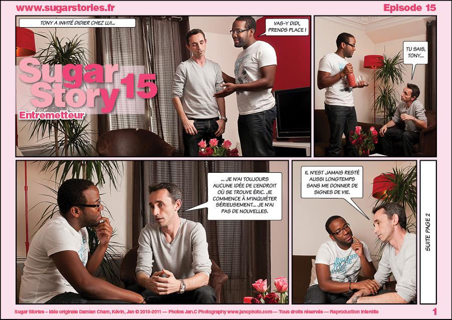 Sugar stories - Episode 15 - Page 1