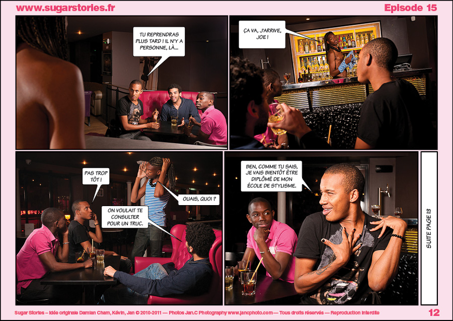 Sugar stories - Episode 15 - Page 12
