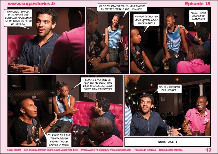 Sugar stories - Episode 15 - Page 13