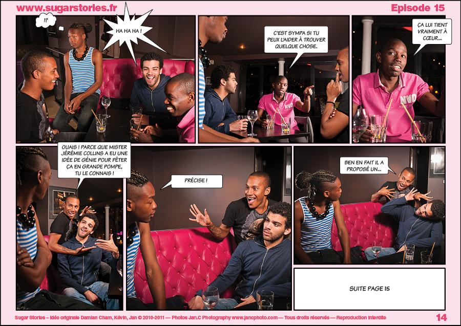Sugar stories - Episode 15 - Page 14