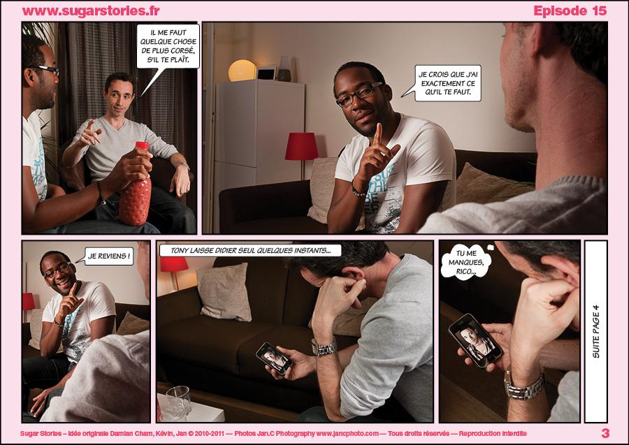 Sugar stories - Episode 15 - Page 3