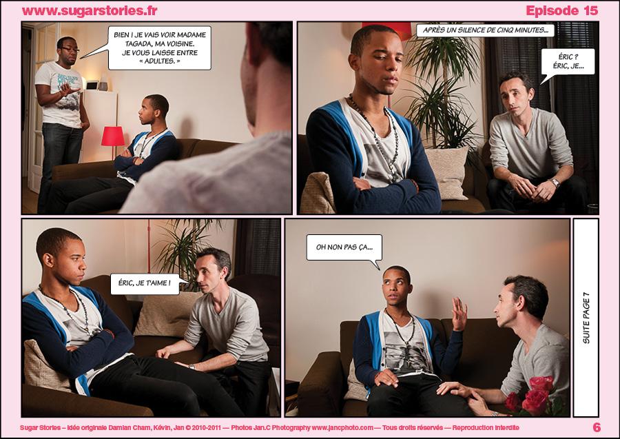 Sugar stories - Episode 15 - Page 6