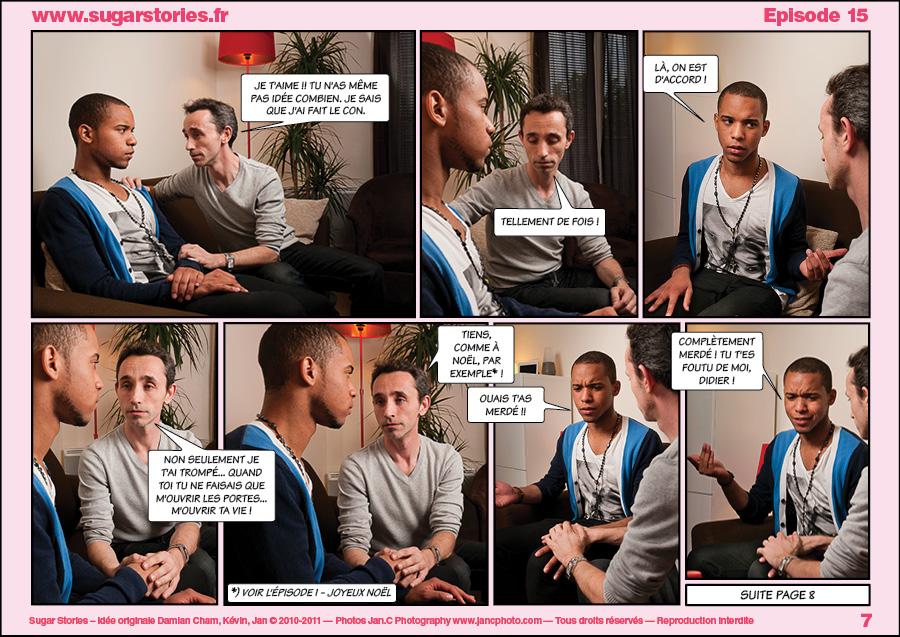 Sugar stories - Episode 15 - Page 7
