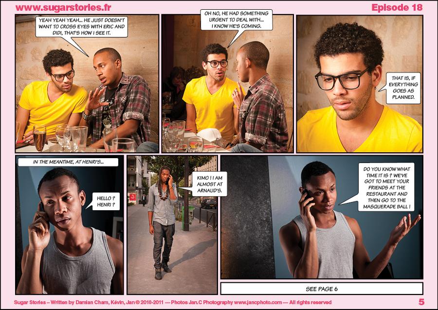 Sugar Stories - Episode 18 - Page 5