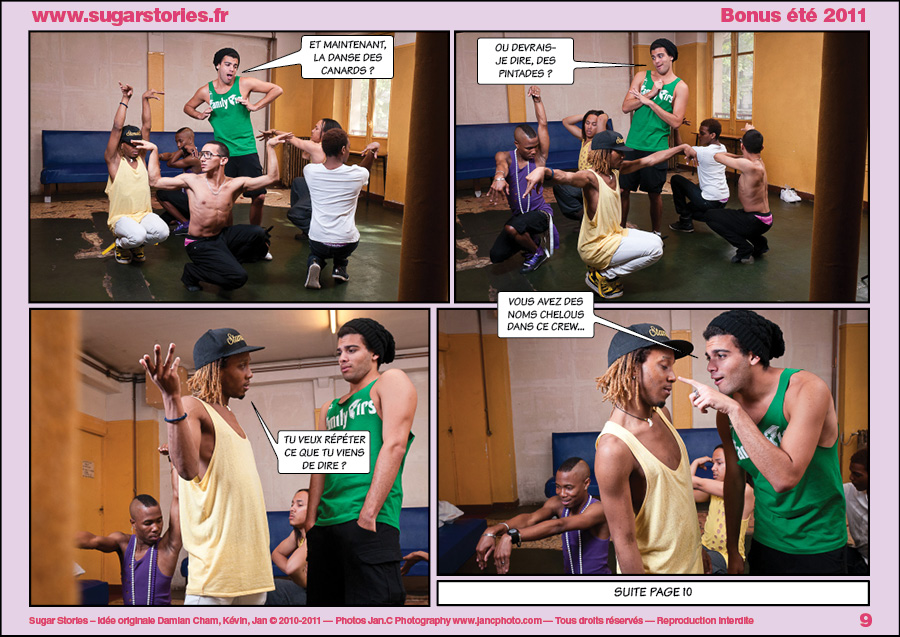Bonus été 2011 - Page 9/16