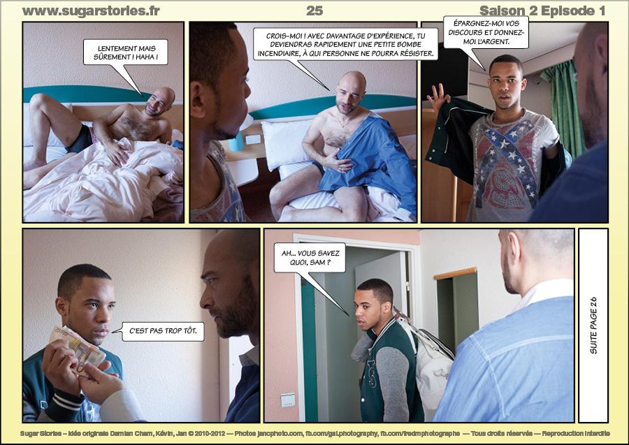 Saison 2 - Episode 1 - Page 25