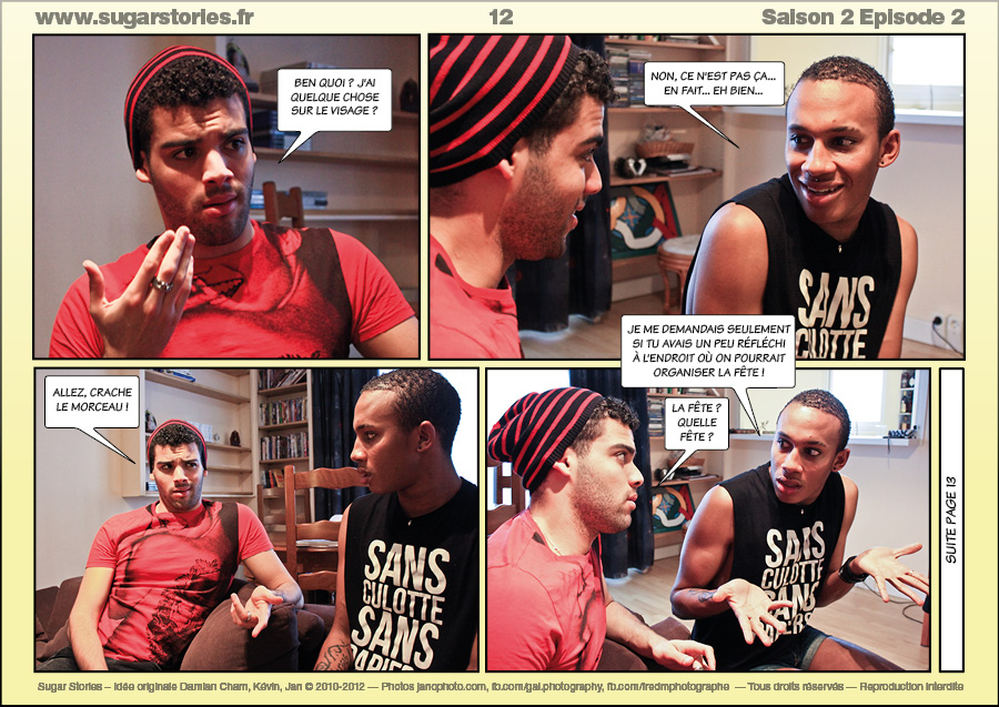 Saison 2 - Episode 2 - Page 12