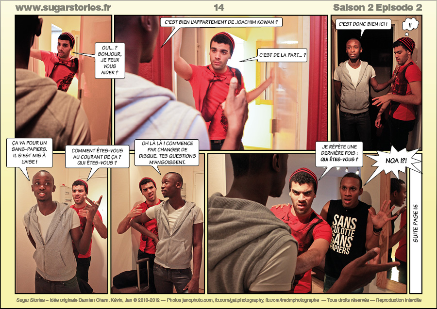 Saison 2 - Episode 2 - Page 14
