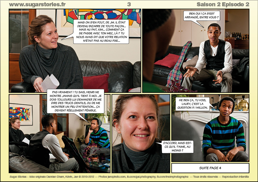 Saison 2 - Episode 2 - Page 3
