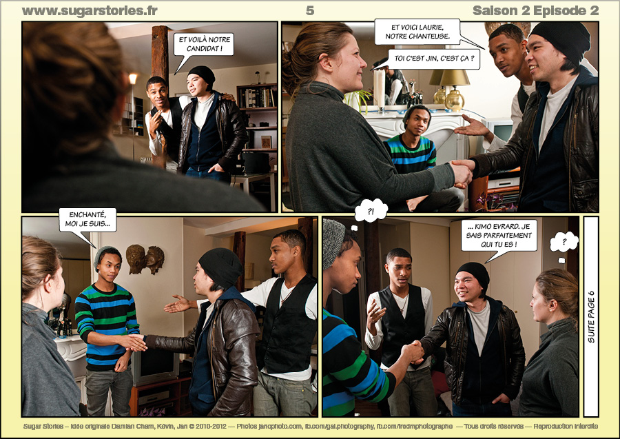 Saison 2 - Episode 2 - Page 5