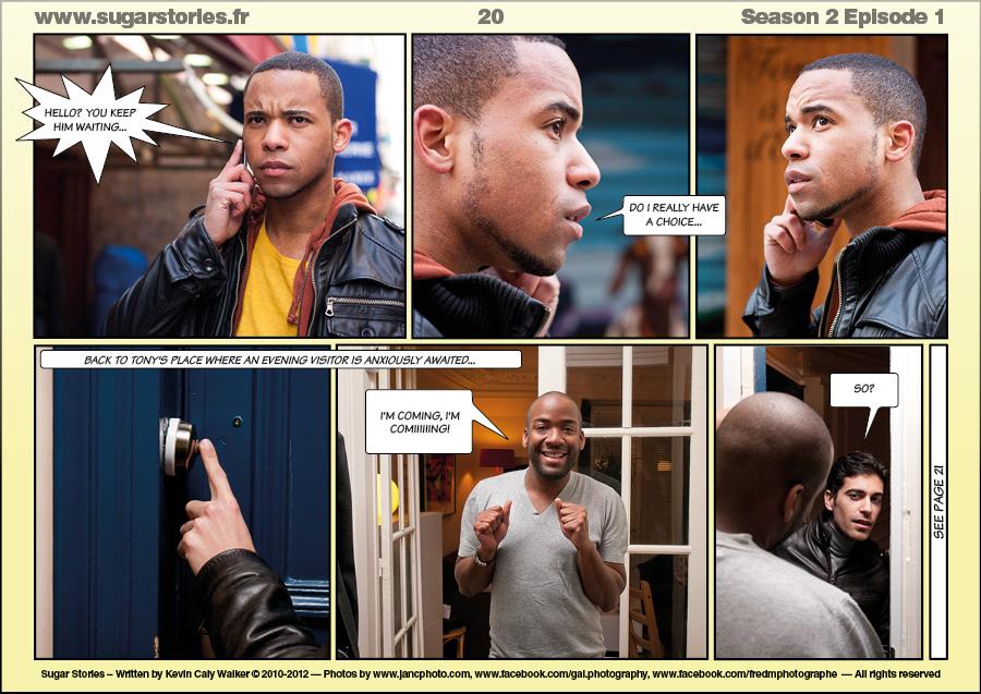 Season 2 - Episode 1 - Page 20