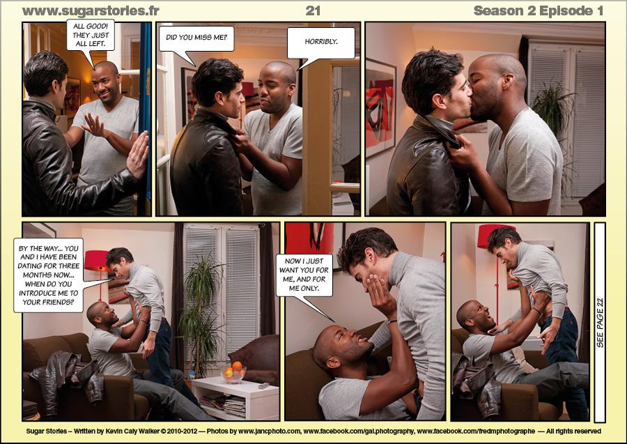 Season 2 - Episode 1 - Page 21