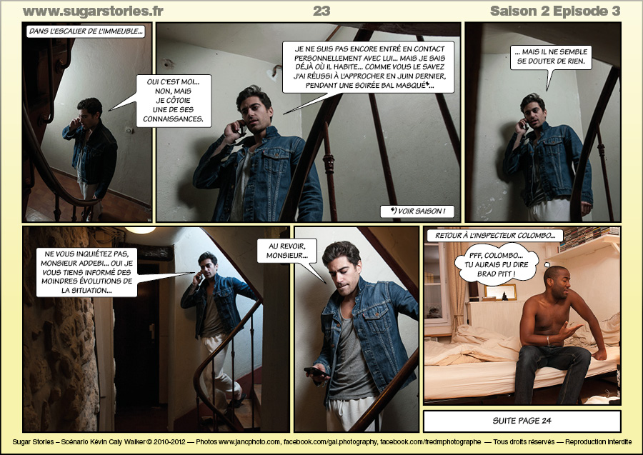 Saison 2 - Episode 3 - Page 23