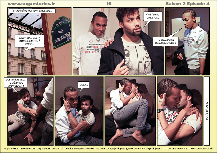 Saison 2 - Episode 4 - Page 16