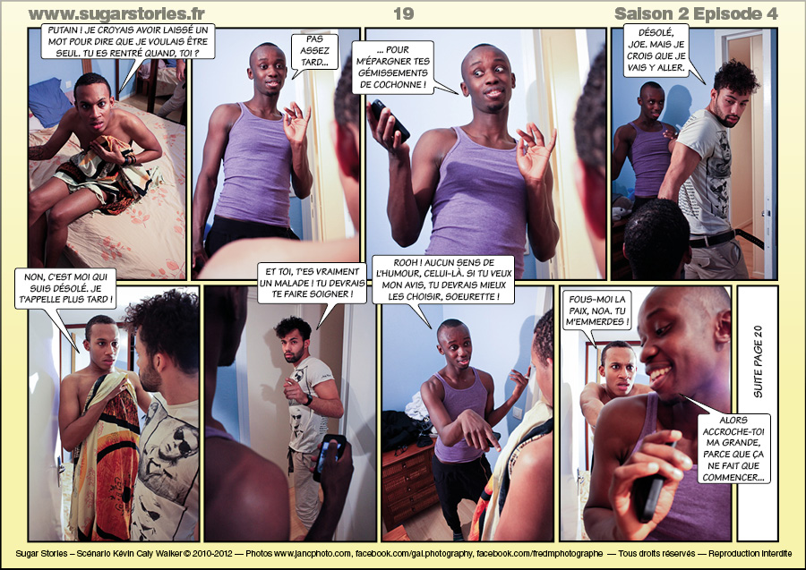 Saison 2 - Episode 4 - Page 19