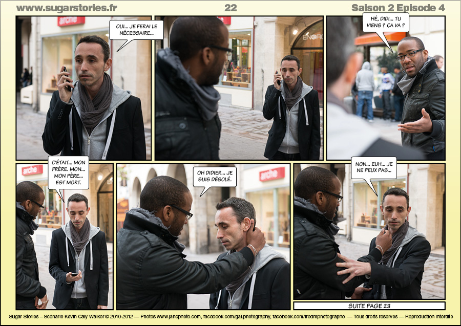 Saison 2 - Episode 4 - Page 22