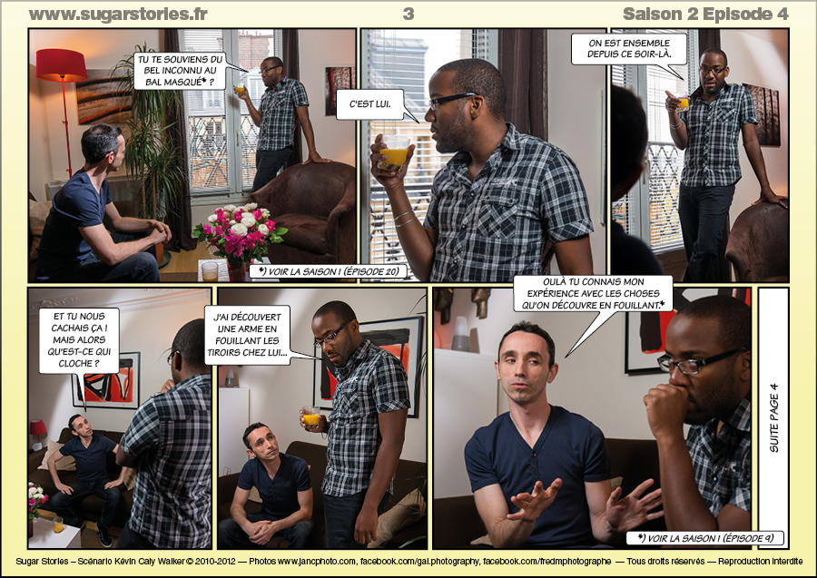 Saison 2 - Episode 4 - Page 3