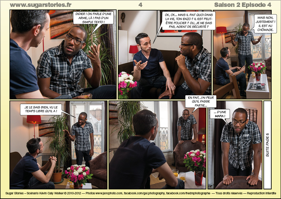 Saison 2 - Episode 4 - Page 4