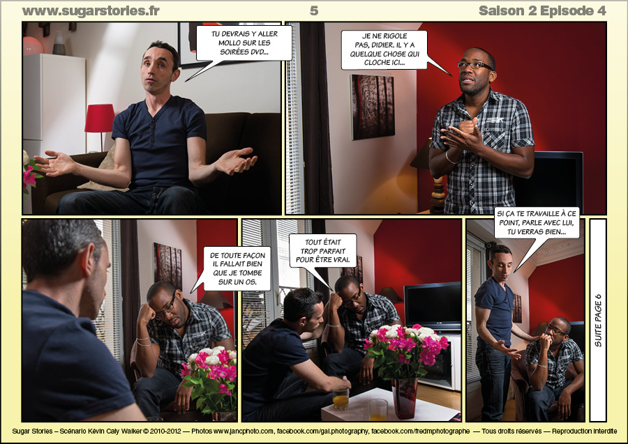 Saison 2 - Episode 4 - Page 5