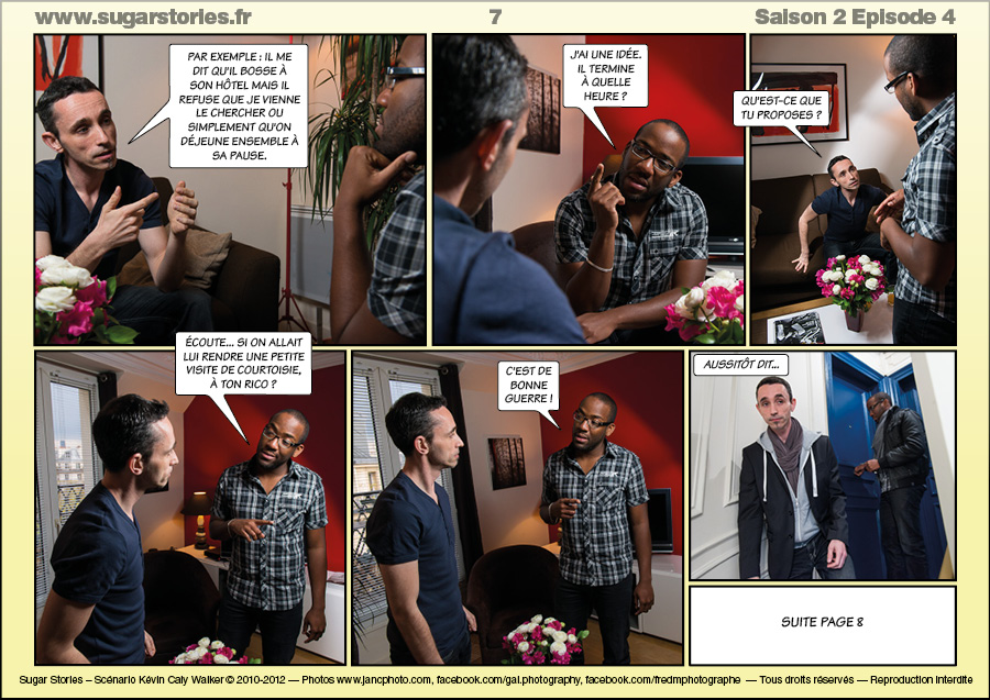 Saison 2 - Episode 4 - Page 7