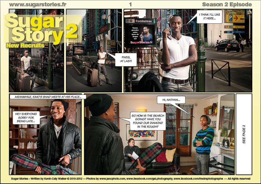 Season 2 - Episode 2 - Page 1