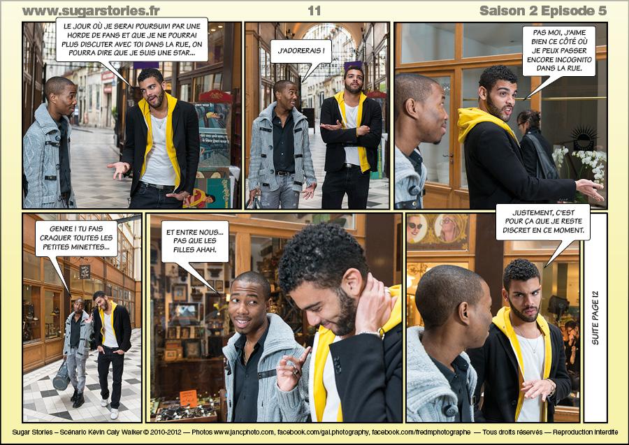 Saison 2 - Episode 5 - Page 11