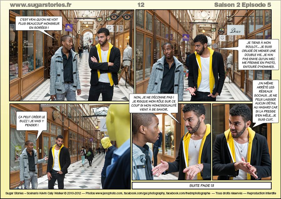 Saison 2 - Episode 5 - Page 12