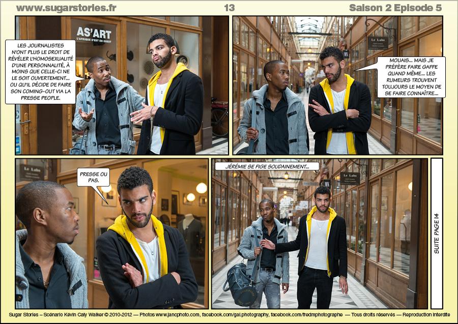 Saison 2 - Episode 5 - Page 13