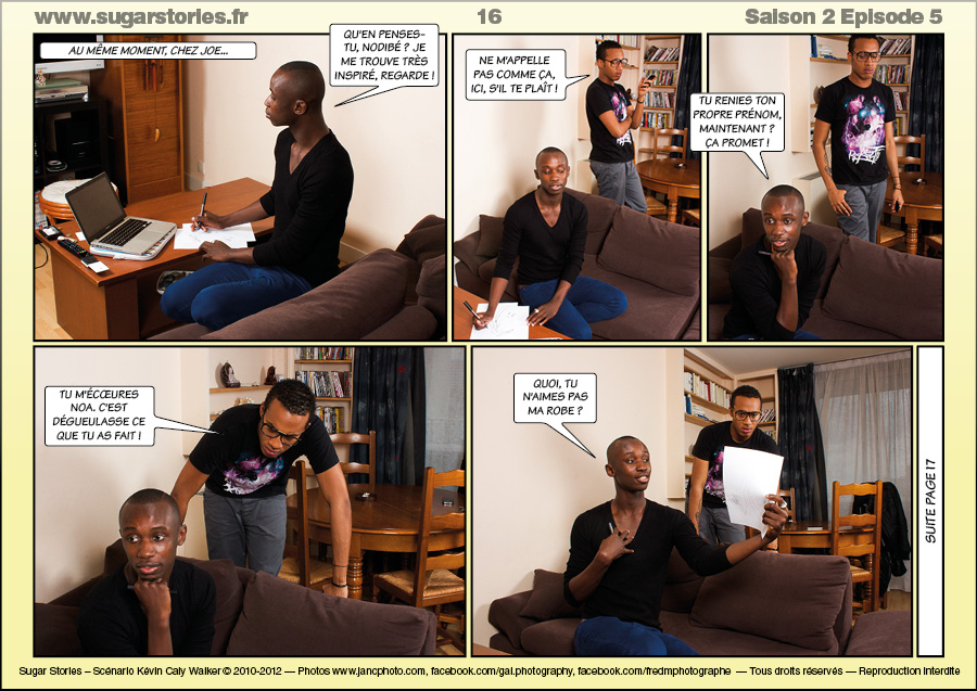 Saison 2 - Episode 5 - Page 16