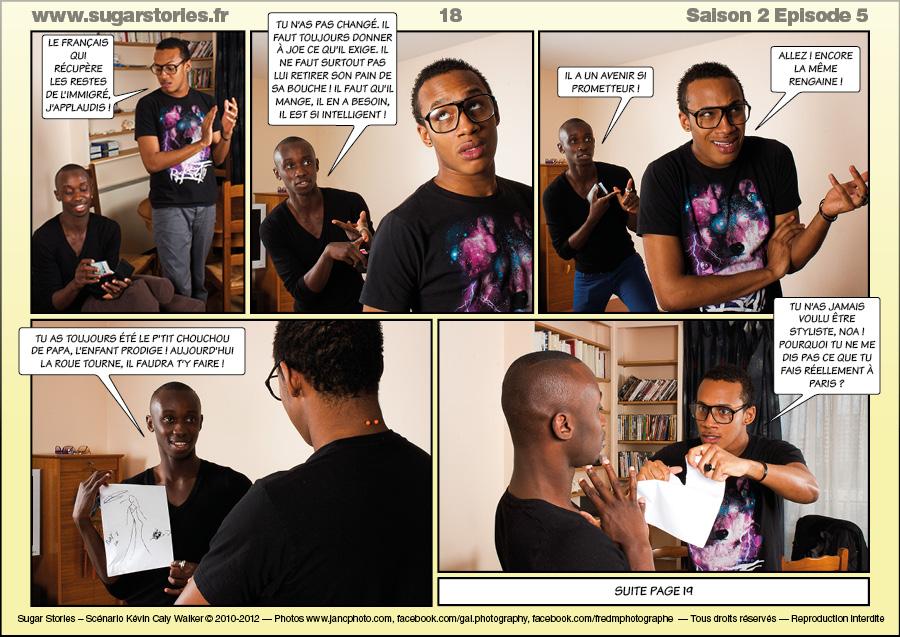 Saison 2 - Episode 5 - Page 18