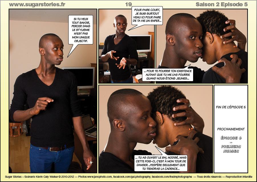 Saison 2 - Episode 5 - Page 19