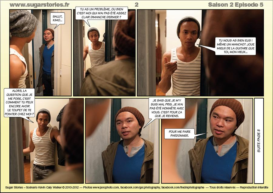 Saison 2 - Episode 5 - Page 2