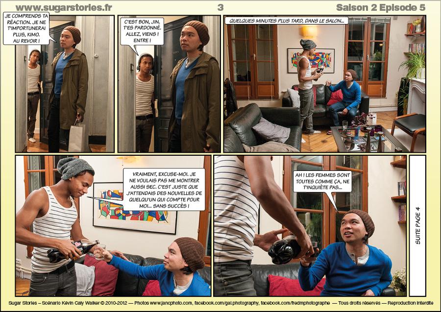 Saison 2 - Episode 5 - Page 3