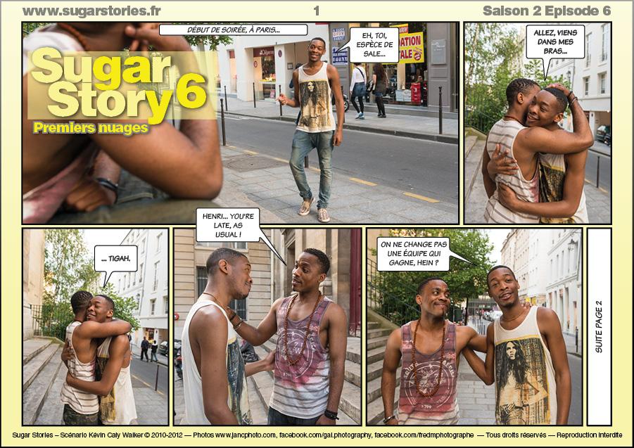 Saison 2 - Episode 6 - Page 1