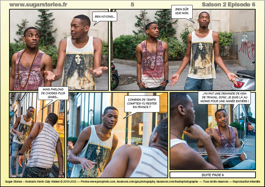 Saison 2 - Episode 6 - Page 5