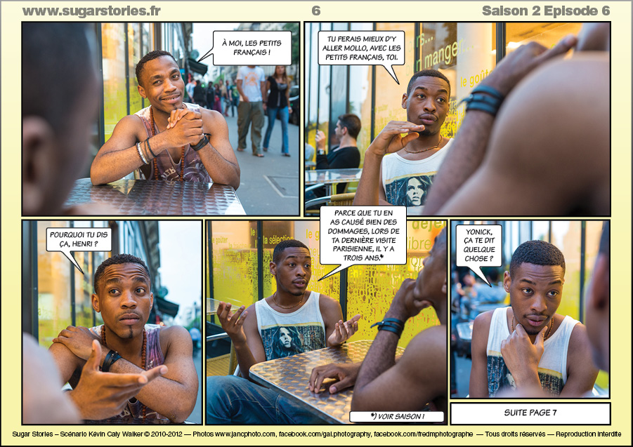 Saison 2 - Episode 6 - Page 6