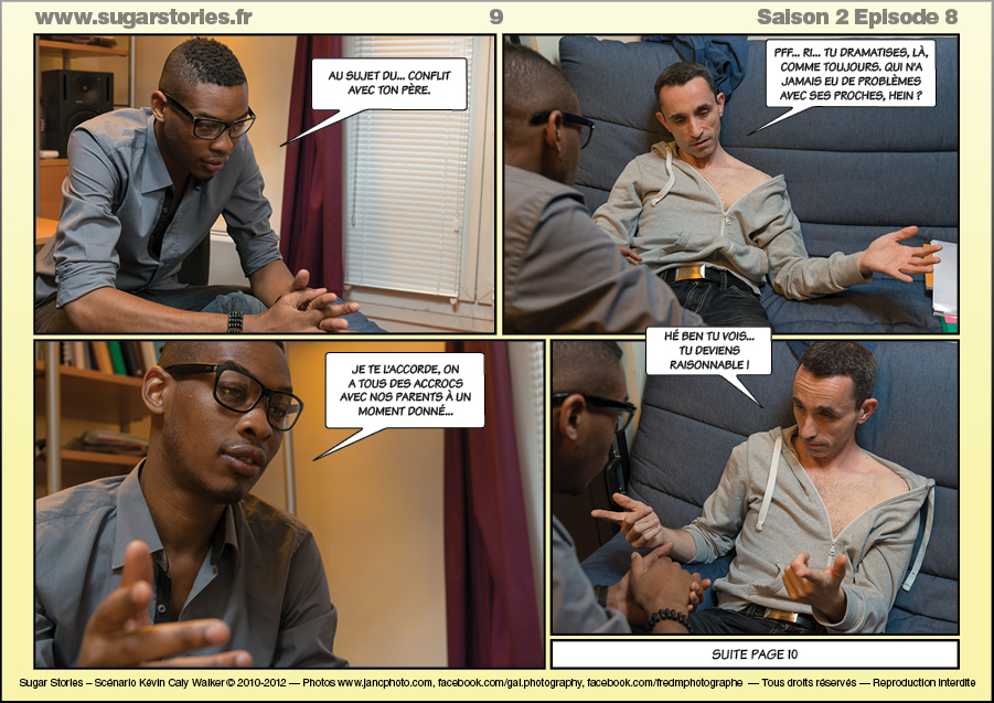 Saison 2 - Episode 8 - Page 9